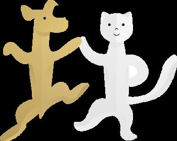 pejsek-a-kocicka